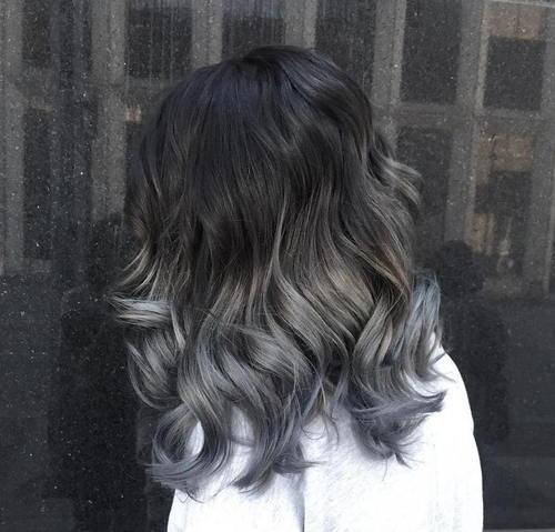 22 Sassy Black Ombre Hair Ideas