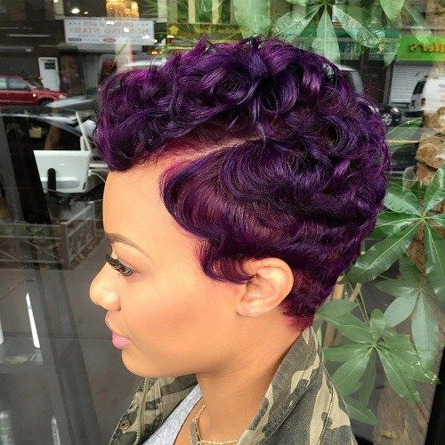 Cool 23 Pretty Hairstyles For Black Women African American Hair Ideas Hairstyle Inspiration Daily Dogsangcom