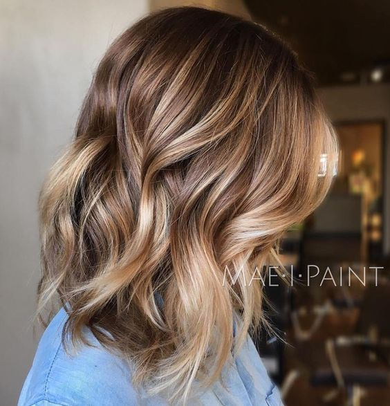 30 Amazing Balayage Hairstyles You Can Try This Year