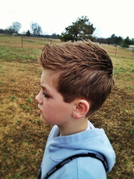 how to style baby boy curly hair 23 cutest haircuts for your baby boy styles weekly 4687