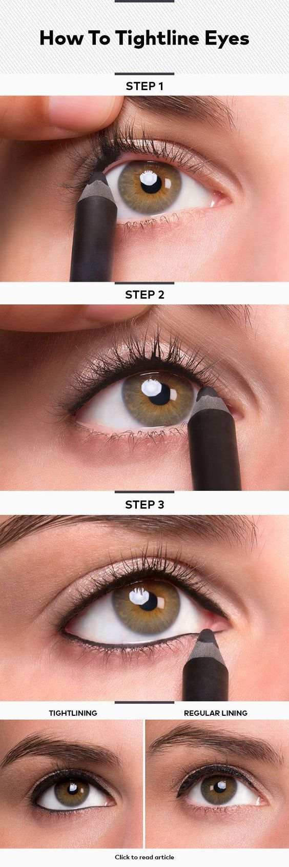 eyeliner tutorial for beginners