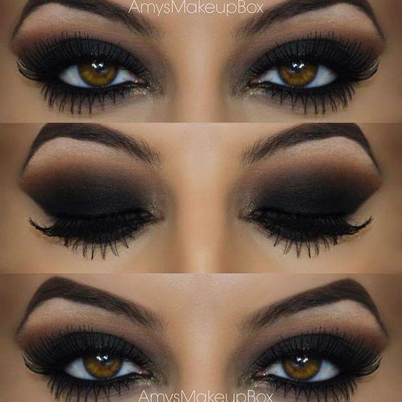 Step Smokey Eye Makeup Tutorials