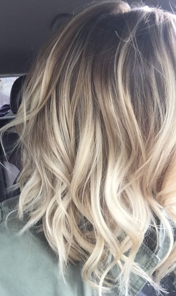 What Type of Balayage Hair Style Is Your Favorite?
