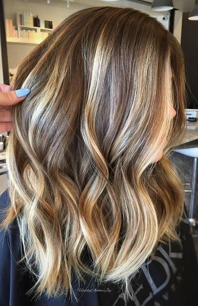 What Type Of Balayage Hair Style Is Your Favorite Cj Warren Salon