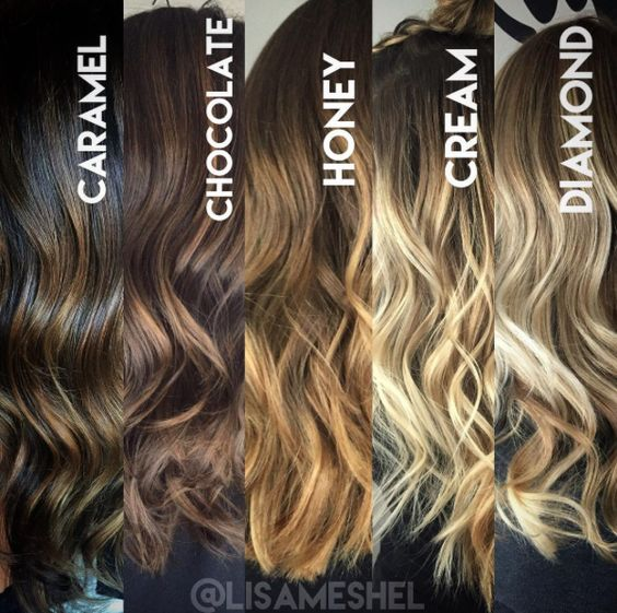 15 Amazing Balayage Hairstyles 2018 – Hottest Balayage Hair Color ...