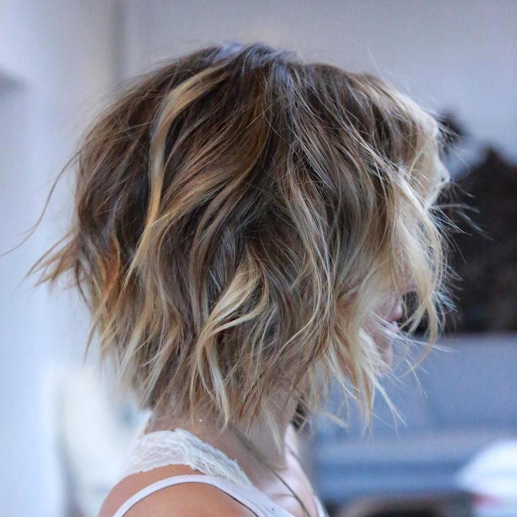 short-shaggy-hairstyle-for-thick-hair   Styles Weekly