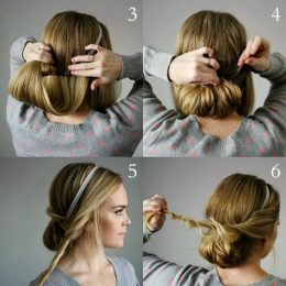 Step by Step Hair Tutorials