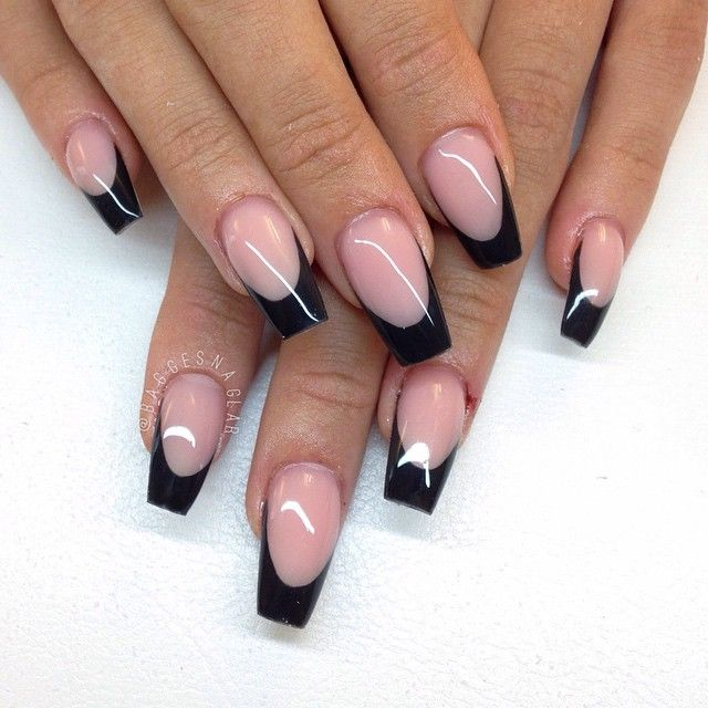 Amazing french manicure designs cute french nail polishes amazing french manicure designs cute french nail polishes prinsesfo Gallery