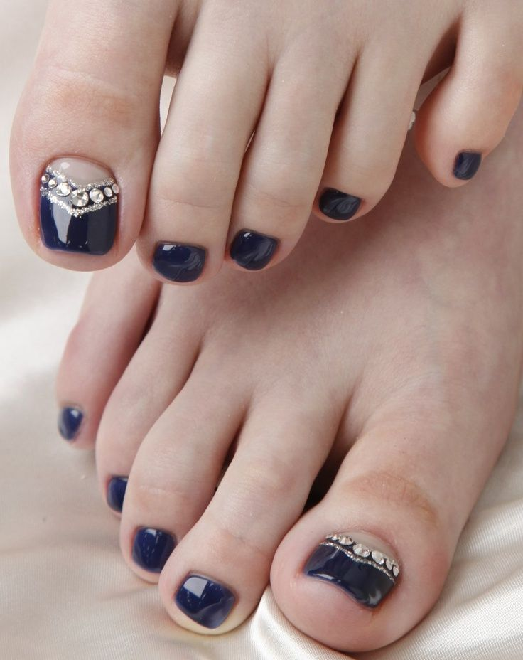 46 Cute Toe Nail Art Designs – Toenail Art Ideas | Styles Weekly