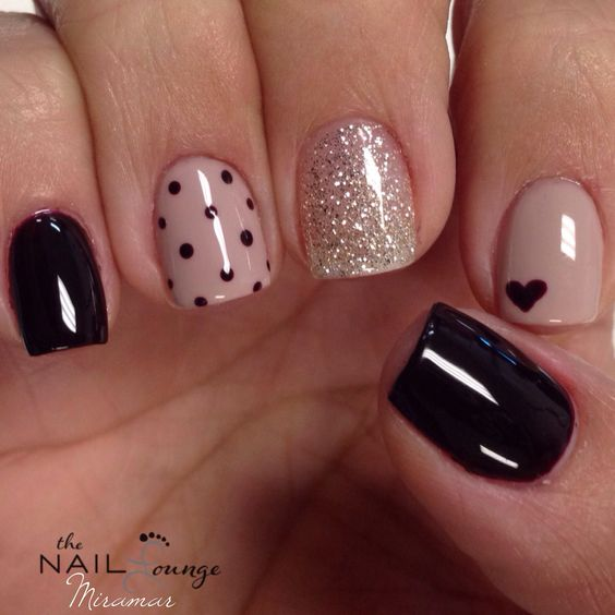 - 12 Amazing Nail Designs For Short Nails - Crazyforus
