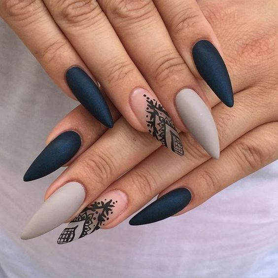 11 Amazing Nail Art Designs You Can Try This Month – Nail Designs ...