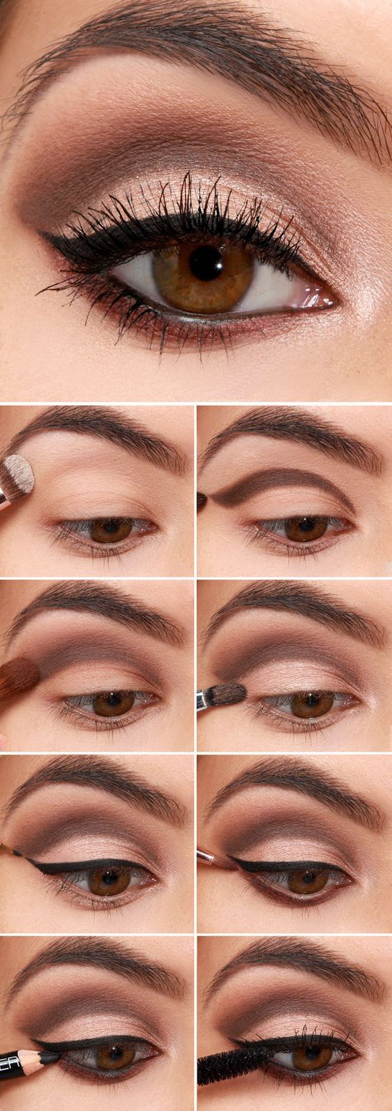 32 easy step by step eyeshadow tutorials for beginners
