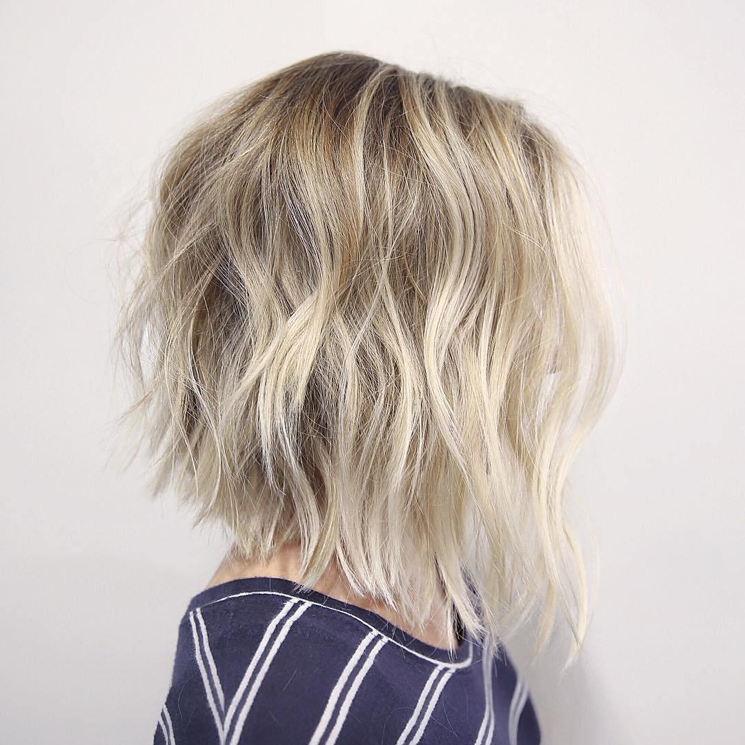 30 cute messy bob hairstyle ideas 2018 (short bob, mod & lob