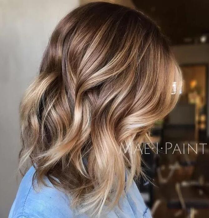Ombre hair color 2018 | Styles Weekly