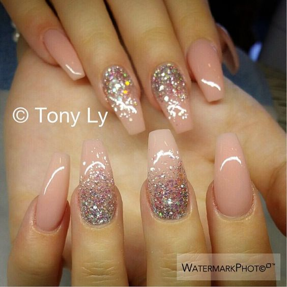 Nail Ideas: 30 Amazing Acrylic Nail Ideas 2019