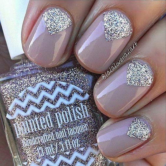 Nail Design Ideas blossoming beauty Acrylic Nail Ideas