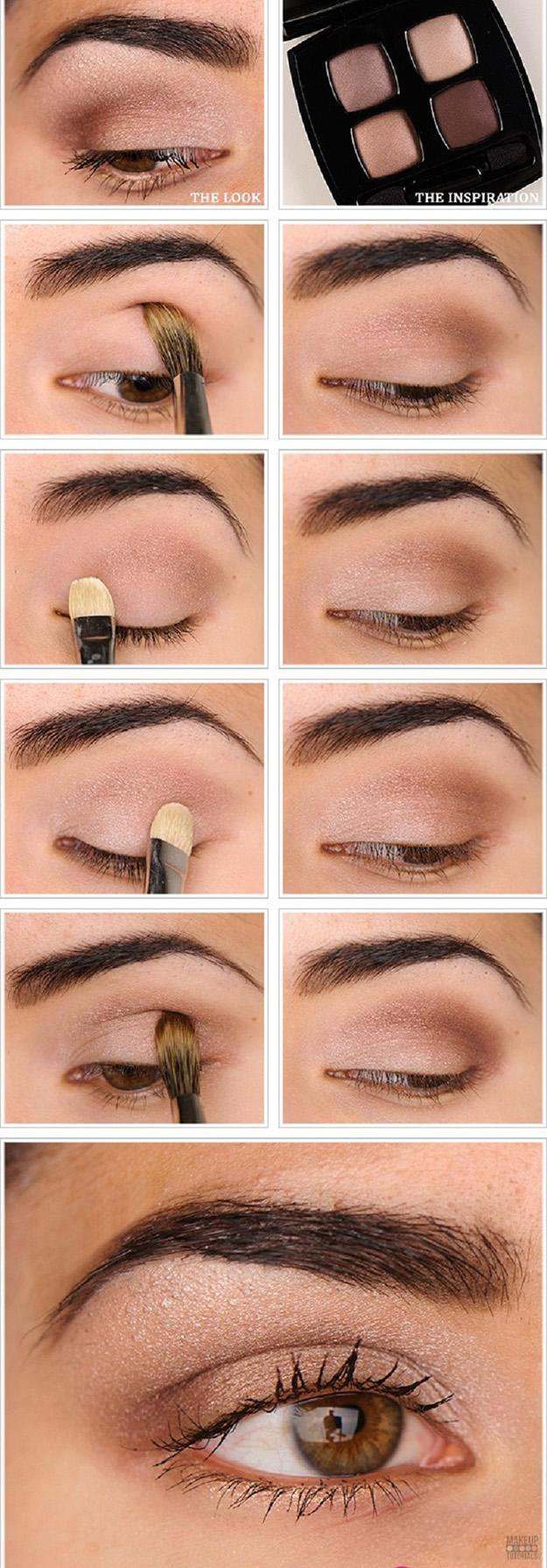 Step By Makeup Tutorials For Beginners
