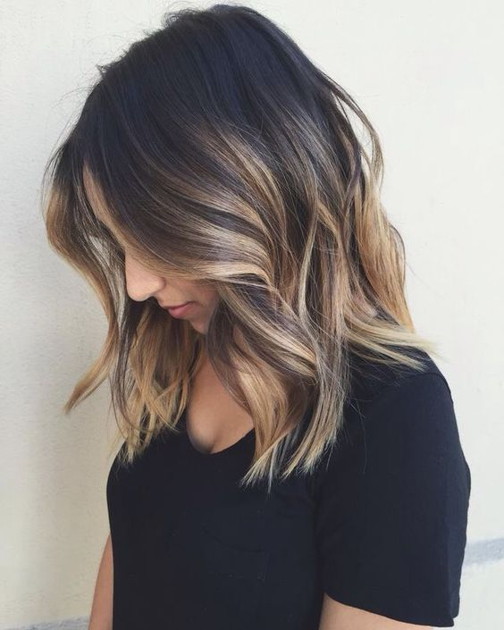 23 hottest ombre bob hairstyles latest ombre hair color for Cut and color ideas