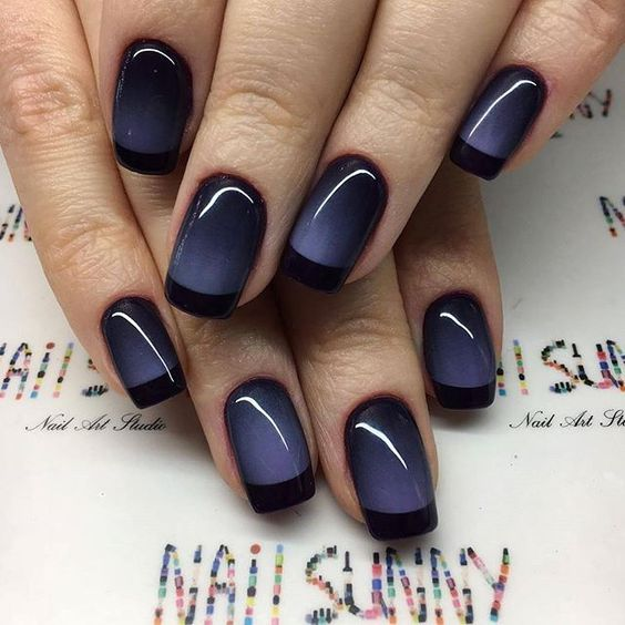 10 Fabulous Ombre Nail Ideas - Cute Ombre Nail Art Designs - Styles Weekly