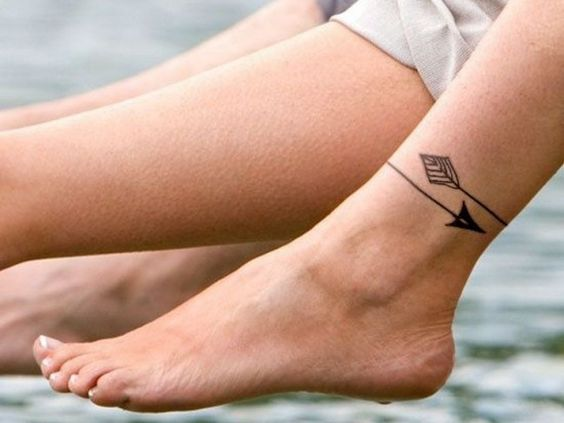 10 Ideas for Ankle Tattoos
