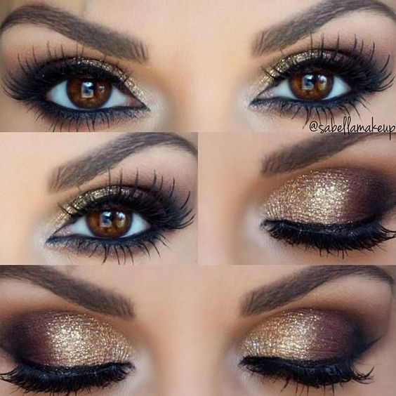 10 Makeup Looks for Brown Eyes