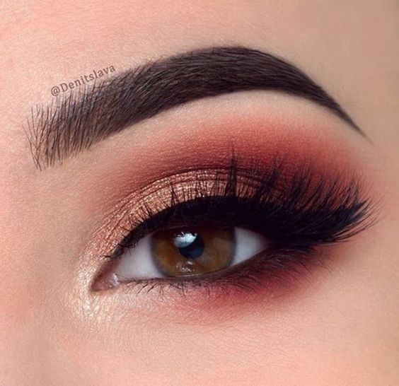 10 Amazing Makeup Looks For Brown Eyes Styles Weekly