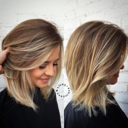 Mid Lenght Hair Styles Shoulder Length Hairstyles Archives  Styles Weekly