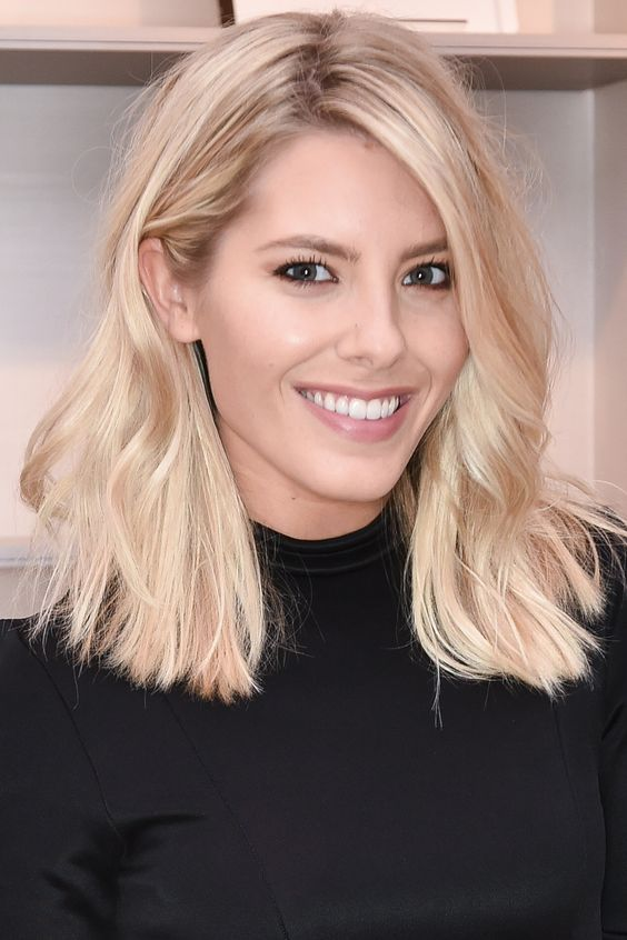 10 Medium Length Blonde Hairstyles