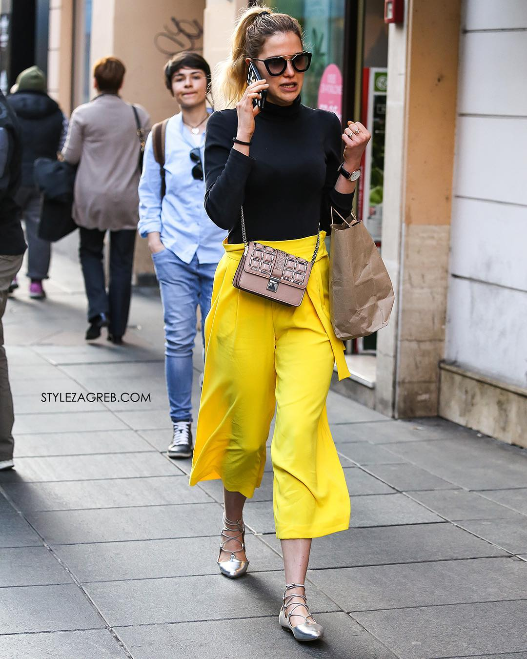 10 Ways to Wear Culottes