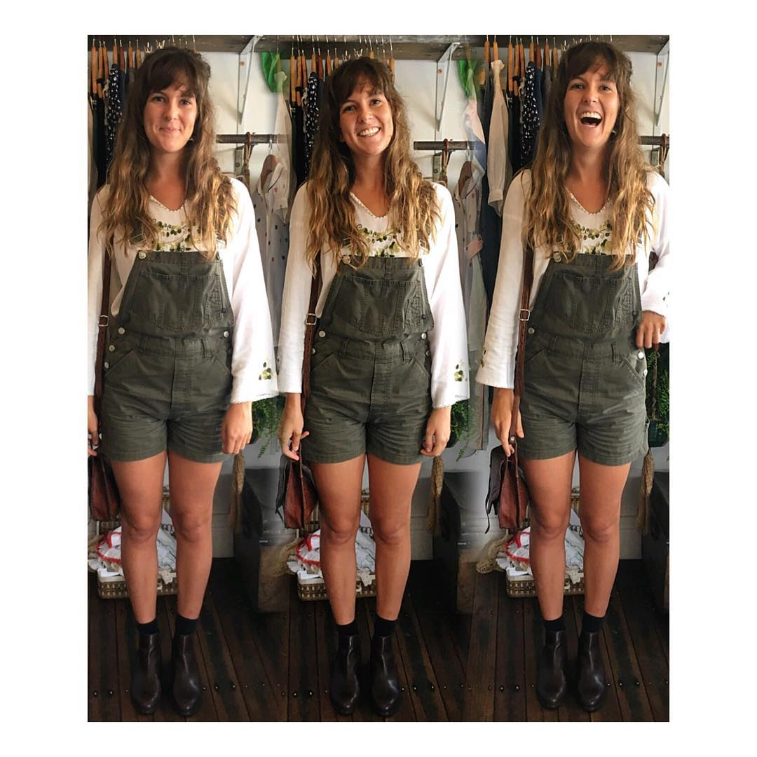 10 Ways to Wear Dungarees