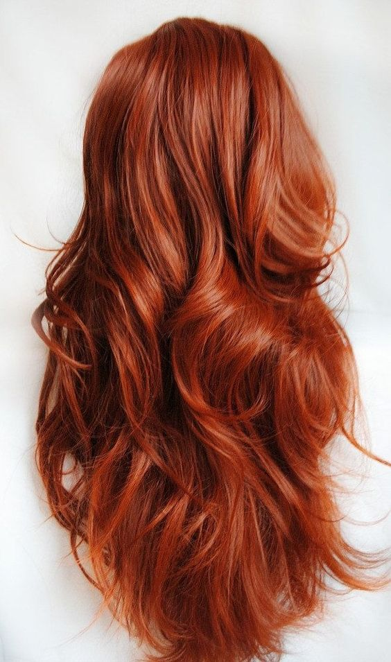 10 Wonderful Hairstyles For Ginger Hair Trendy Red