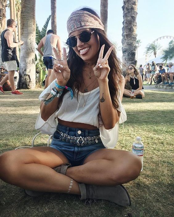 10 Perfect Festival Outfits
