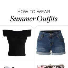 10 Amazing Outfits Ideas with Shorts