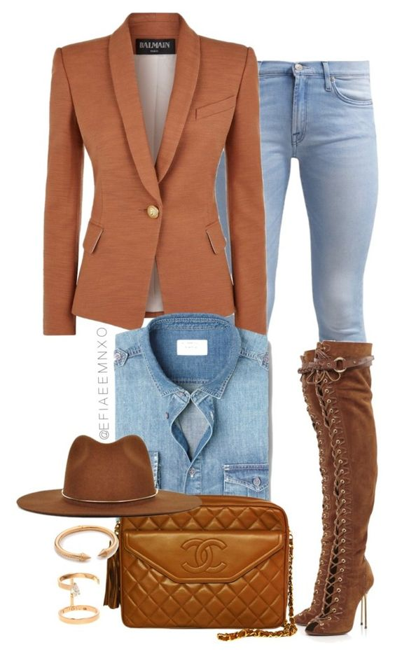 10 Smart and Sophisticated Outfits