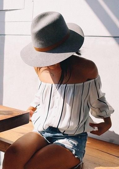 21 One Ways to Rock the 'Off the Shoulder Cut'