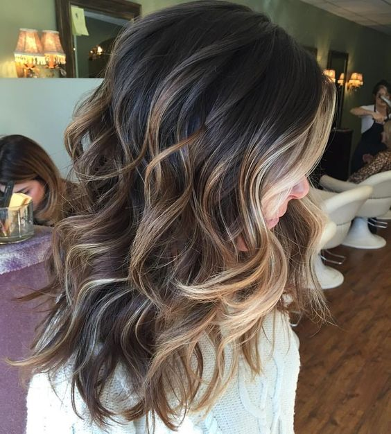 20 Hottest Long & Medium Wavy Hairstyles