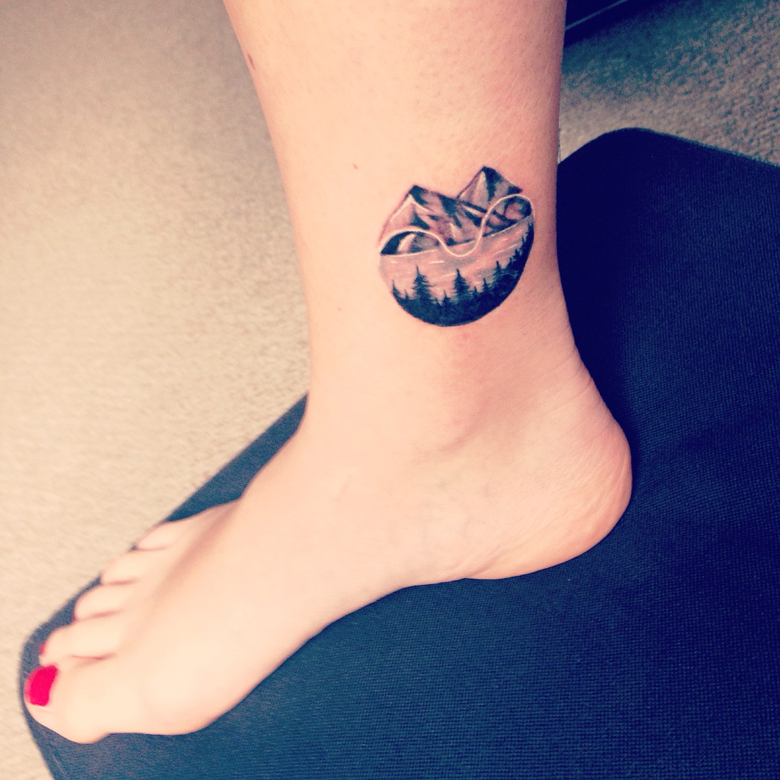 Ankle Tattoo Ideas for Women
