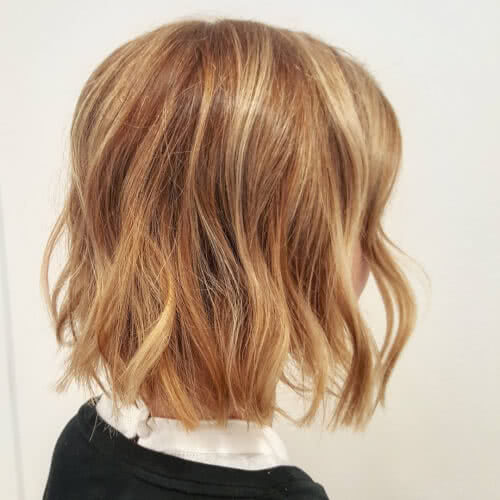 21 Inspiring Medium Bob Hairstyles for 2018 – Mob Haircuts ...