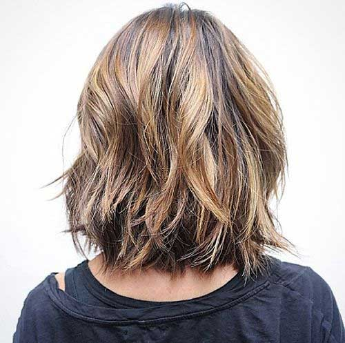 21 Inspiring Medium Bob Hairstyles for 2018 - Mob Haircuts