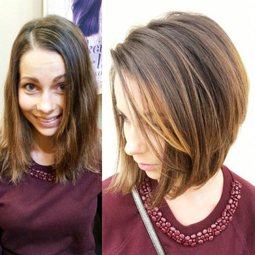 Bob Hair Styled 21 Inspiring Medium Bob Hairstyles For 2018  Mob Haircuts .