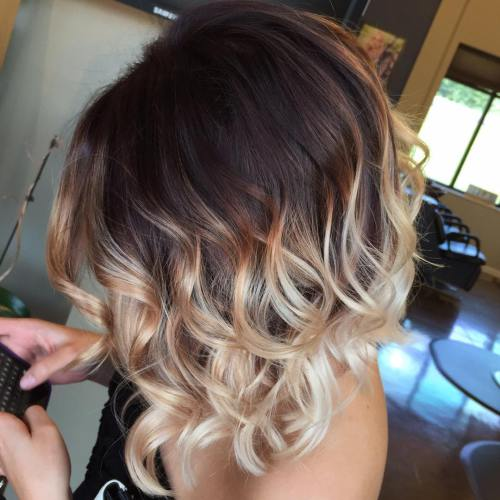 23 Hottest Ombre Bob Hairstyles - Latest Ombre Hair Color Ideas 2018