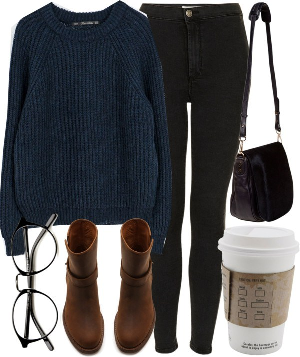 25 Cute Winter Outfit Ideas  - Outfits for Winter