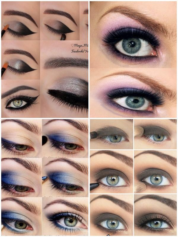 25 Prom Makeup Ideas & Step by Step Makeup Tutorials 2018