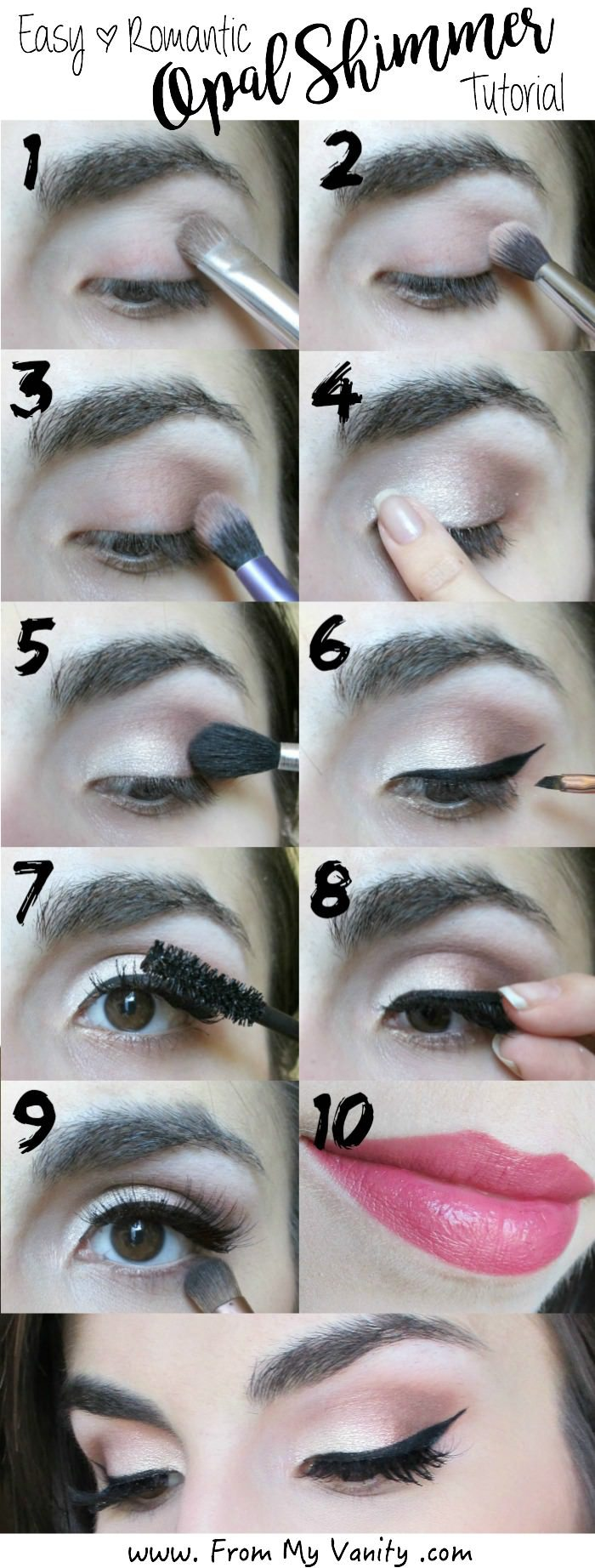 25 Prom Makeup Ideas Step by Step Makeup Tutorials 2019