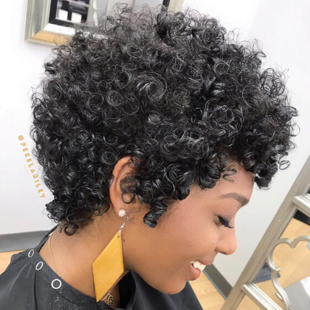 30 Best African American Hairstyles 2018 – Hottest Hair Ideas for ...