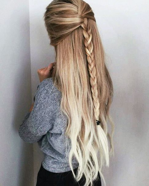 30 Luscious Daily Long Hairstyles for 2018 – Daily Hairstyles for ...