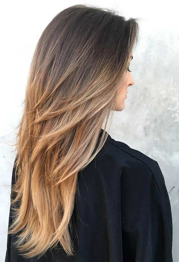 30 Luscious Daily Long Hairstyles for 2018 - Daily Hairstyles for Women