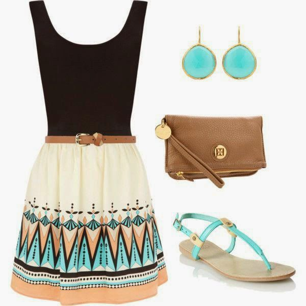 6717fe11f04 ... 35 Cute Outfit Ideas For Teen Girls 2018 - Girls Outfit Inspiration ...