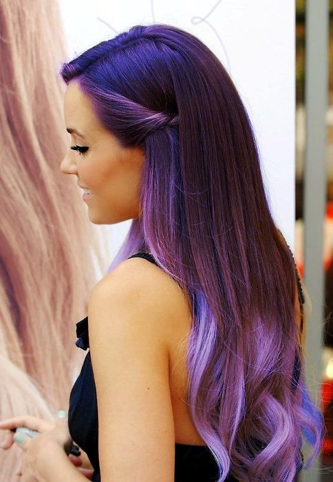 35 Fashionable Hair Colors to Try in 2018