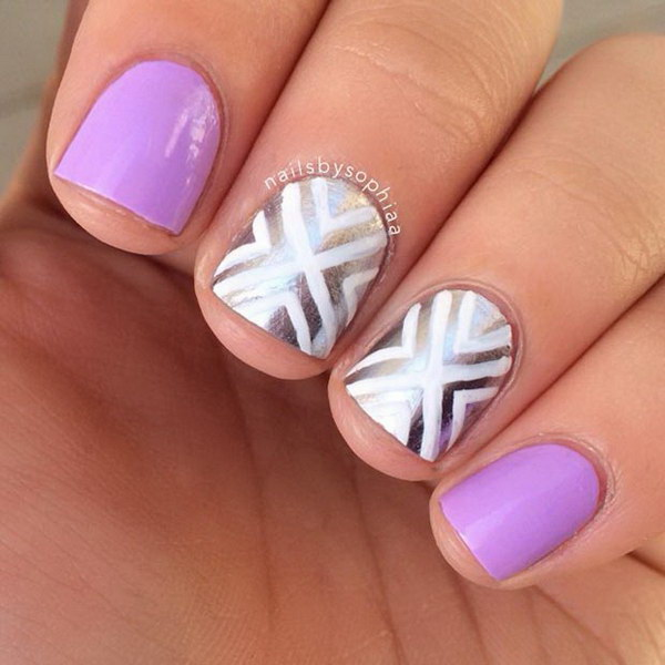 Light Pink Nails Design Ideas